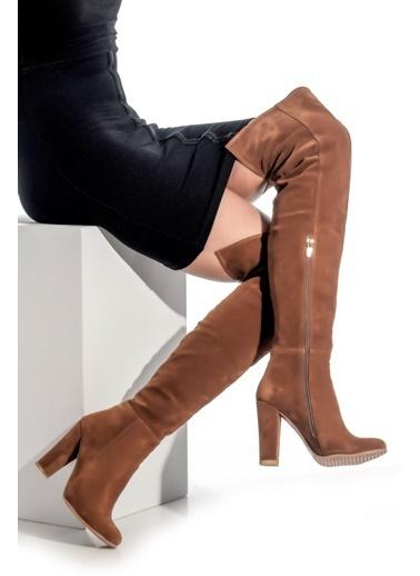 Derigo Dizüstü Çizme Taba